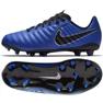 Nike Tiempo Legend Academy futballcipő kék