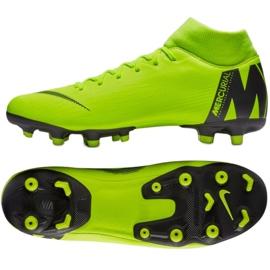Labdarúgás cipő Nike Mercurial Superfly 6 sárga