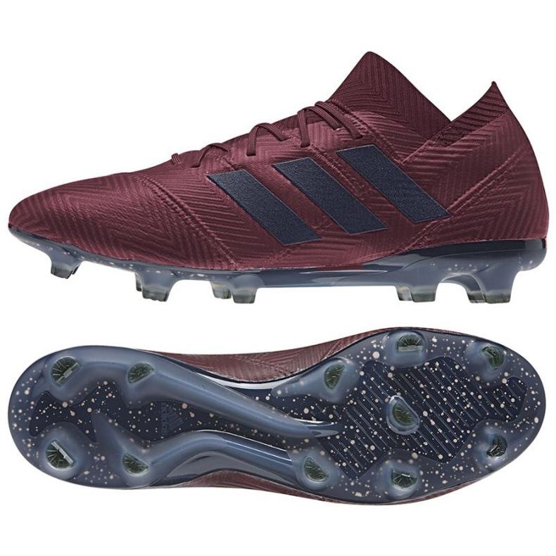 Adidas Nemeziz 18.1 FG M DB2082 futballcipő