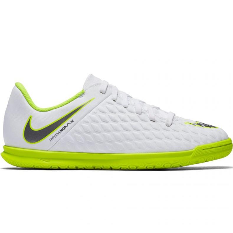 Nike Hypervenom Phantom X 3 futballcipő fehér