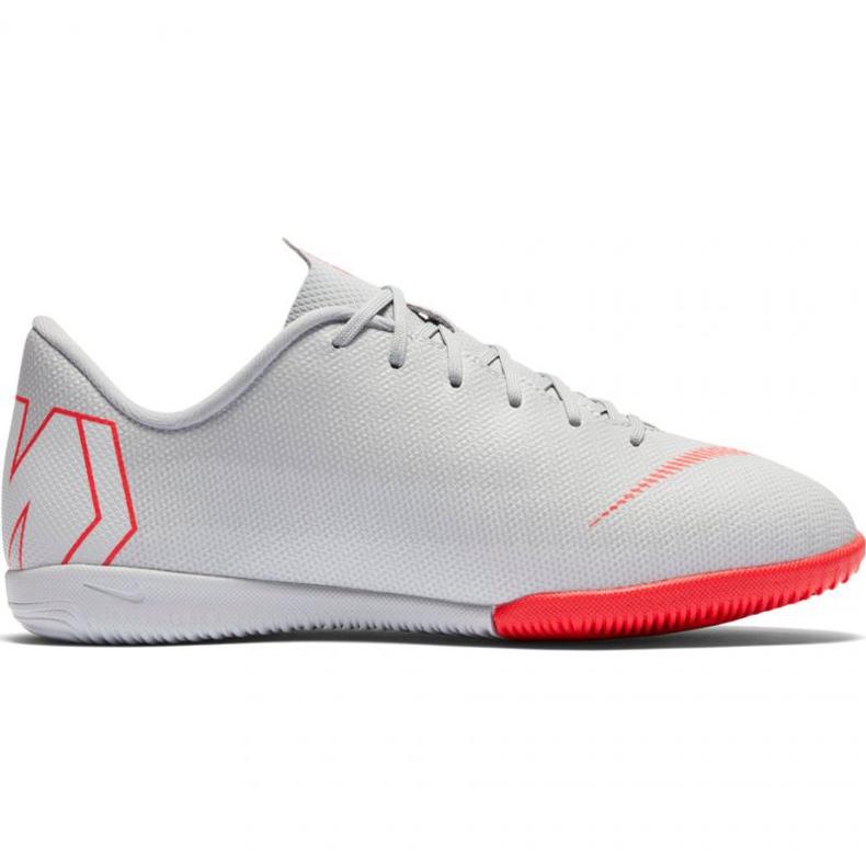 Nike Mercurial Vapor X 12 beltéri cipő fehér