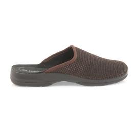 Inblu Férfi papucs barna papucs