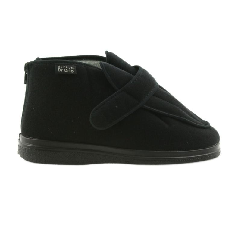 Befado cipő DR ORTO 987m002 fekete