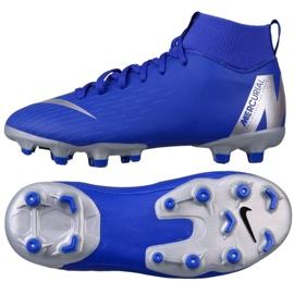 Nike Mercurial Superfly 6 Academy Mg Jr AH7337-400 kék kék