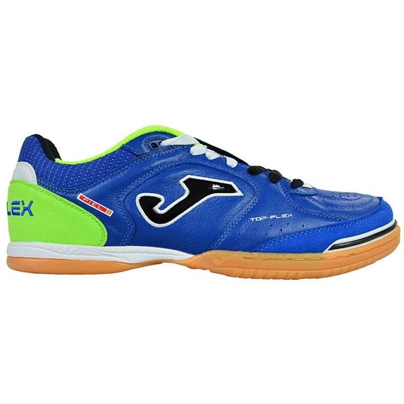 Beltéri cipő Joma Top Flex 504 M TOPW.504.PS kék kék