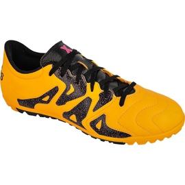 Adidas X 15.3 Tf M futballcipő narancs