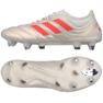 Adidas Copa 19.1 SG M F36075 futballcipő ezüst