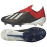 Adidas X 18.1 FG M BB9345 futballcipő fekete