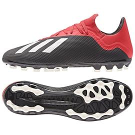 Foci cipő adidas X 18.3 Ag M F36627 fekete fekete