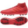 Adidas Predator 19.3 Ag M D97944 futballcipő piros piros