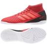 Beltéri cipő adidas Predator 19.3, Jr CM8544 piros piros