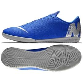 Nike Mercurial Vapor Ic M AH7383-400 beltéri cipő kék kék