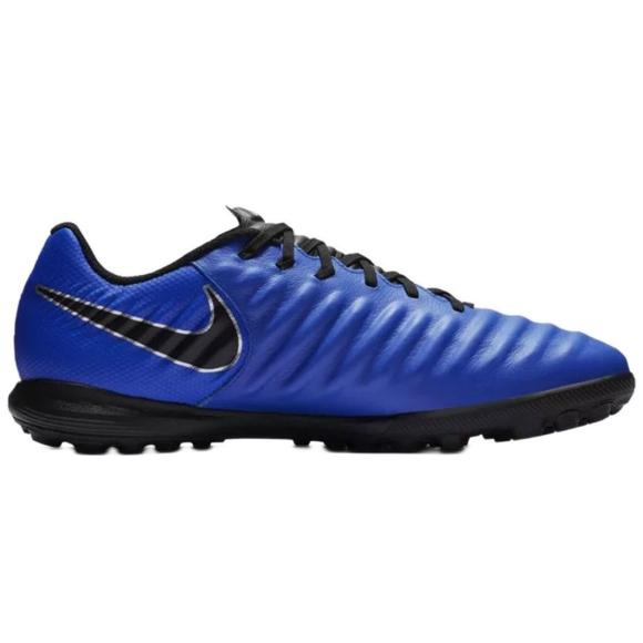 Nike Tiempo Lunar LegendX 7 Pro Tf M AH7249-400 futballcipő kék kék