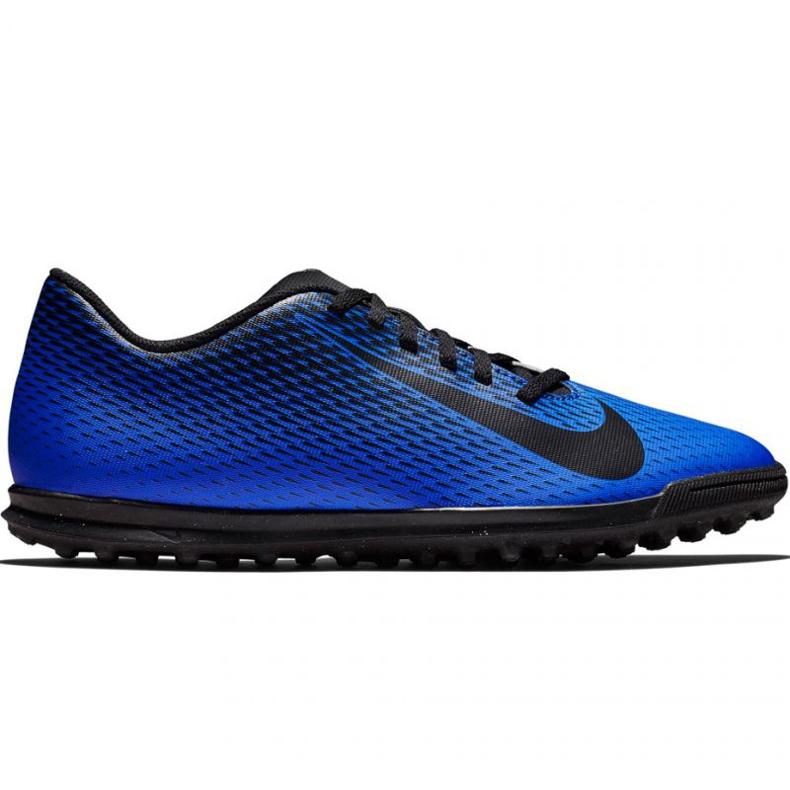 Nike Bravatax Ii Tf M 844437-400 futballcipő kék kék