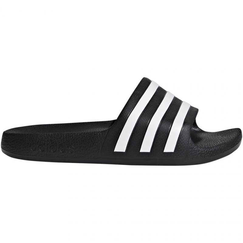 Adidas Adilette Aqua K Jr F35556 papucs fekete