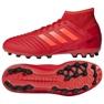 Adidas Predator 19.3 Jr D98005 futballcipő piros piros