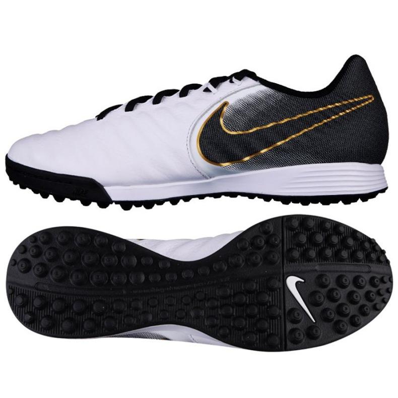 Nike Tiempo LegendX 7 Akadémia TF M AH4243-100 futballcipő fehér