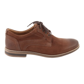 Riko alacsony vágású férfi cipő 831 barna