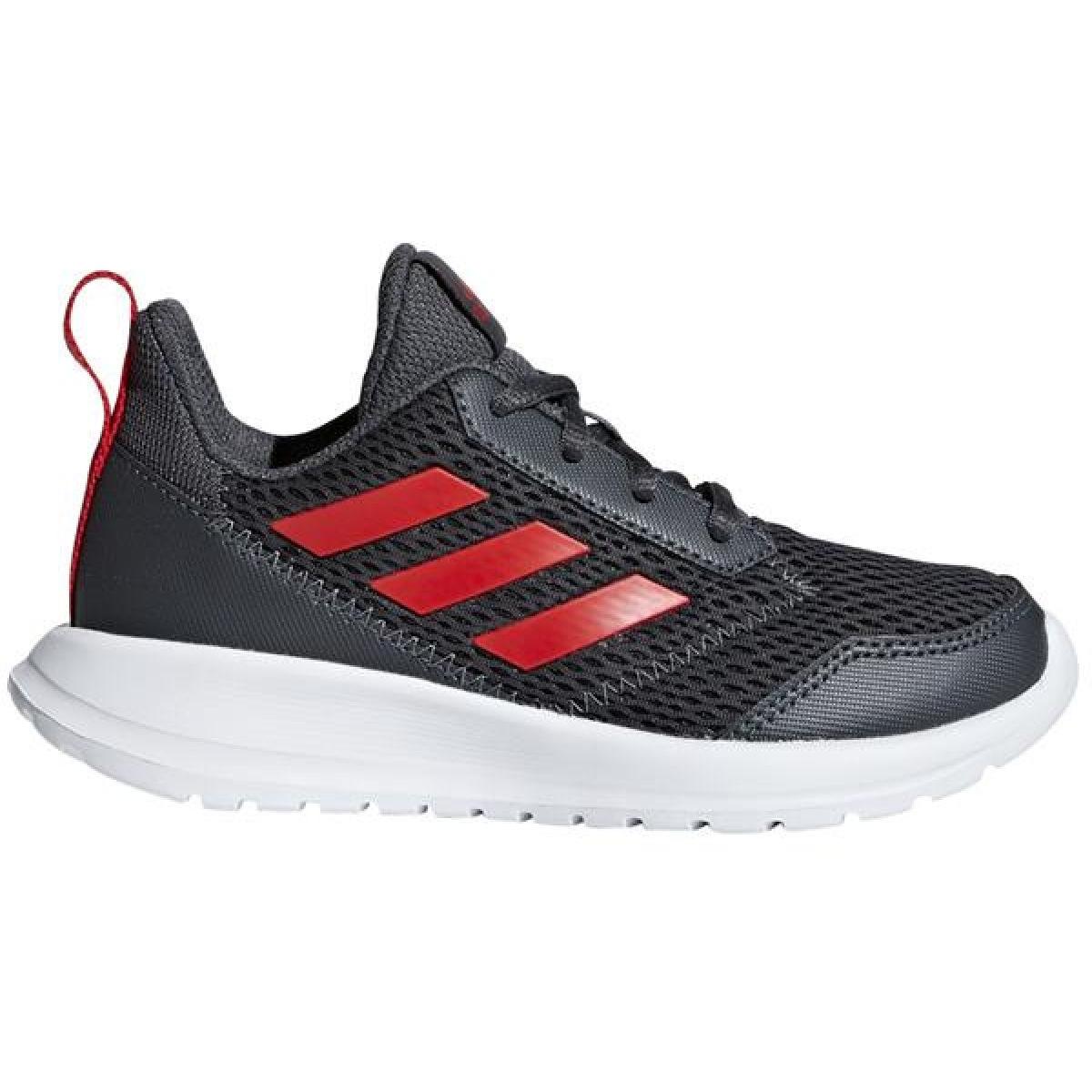 Adidas AltaRun K Jr CG6020 cipő szürke