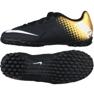 Futballcipő Nike Bomba X Tf Jr 826488-077 fekete fekete