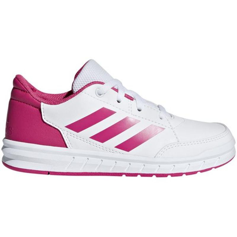 Adidas AltaSport K Jr. D96870 cipő fehér