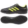 Adidas Copa 19.4 Tf M BB8097 futballcipő fekete fekete