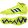 Beltéri cipő adidas Nemeziz 18.3 az M BB9461-ben sárga sárga