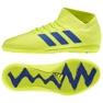 Beltéri cipő adidas Nemeziz 18.3 Jr CM8512 sárga sárga