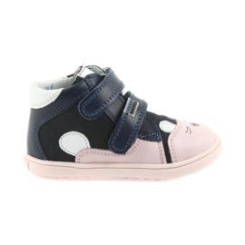 Csizma cipő gyermek tépőzáras nyúl Bartek 11702