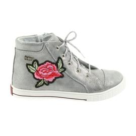 Ren But Cipő cipő lány ezüst Ren De 4279 szürke