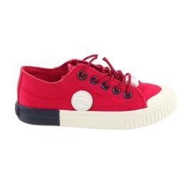 Big Star Piros nagy cipők Cipők 374004