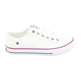 A Big Star cipők fehérhez kötöttek 174271