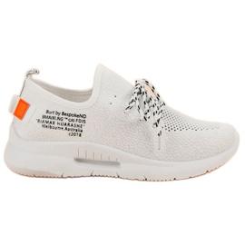 Mckeylor Csúszós sportcipő fehér