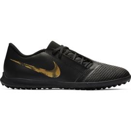 Nike Phantom Venom Club Tf M AO0579-077 futballcipő fekete fekete