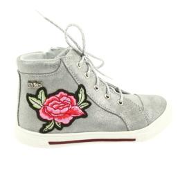 Ren But Cipő cipő lány ezüst Ren De 3237 szürke