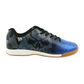 Beltéri cipő Atletico 76520 ['fekete', 'kék', 'szürke, ezüst'] kék