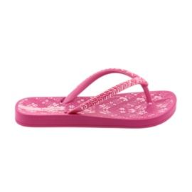 Ipanema 82519 rózsaszín papucsok