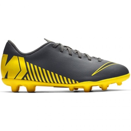 Nike Mercurial Vapor 12 Academy Mg Jr AH7347 701 futballcipő