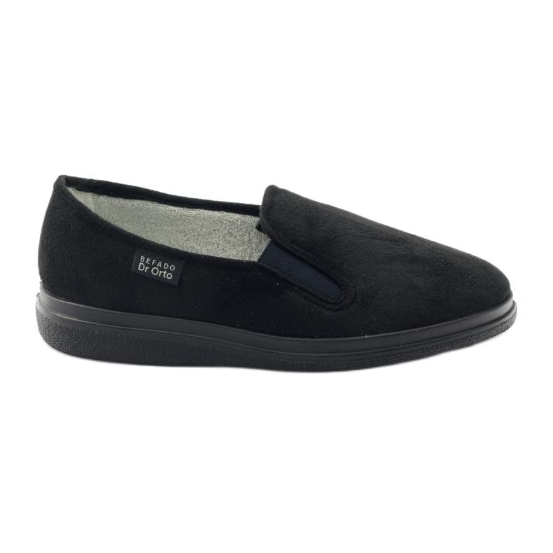 Befado női cipő pu 991D002 fekete