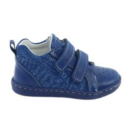 Ren But Gyerek orvosi cipő tépőzáras Ren betűvel 1429 kék