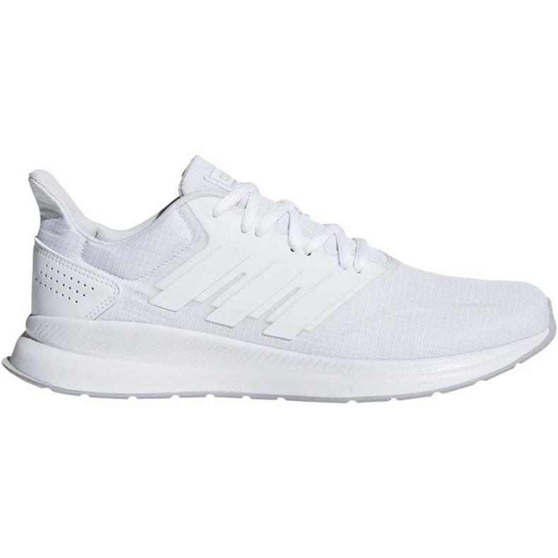 Adidas Runfalcon M F36211 futócipő fehér