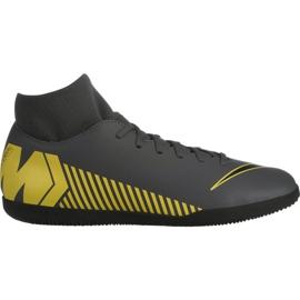 Beltéri cipő Nike Mercurial Superfly 6 Club Ic M AH7371-070 szürke szürke / ezüst