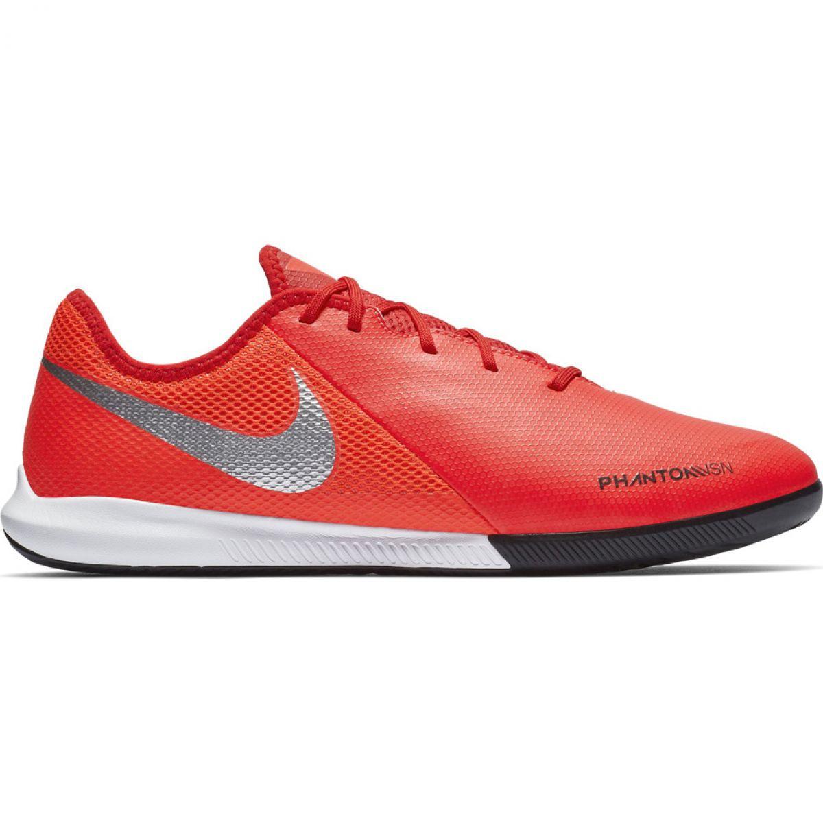 Beltéri cipő Nike Phantom Vsn Academy Ic M AO3225 600 piros piros