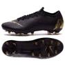 Nike Mercurial Vapor 12 Elite Ag Pro M AH7379-077 futballcipő fekete fekete