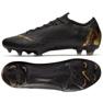 Nike Mercurial Vapor 12 Elite Fg M AH7380-077 futballcipő fekete fekete