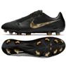 Labdarúgás cipő Nike Phantom Venom Elite Fg M AO7540-077 fekete fekete