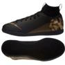 Nike Mercurial SuperflyX 6 Club Ic Jr AH7346-077 beltéri cipő fekete fekete