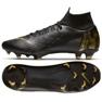 Labdarúgás cipő Nike Mercurial Superfly 6 Pro Fg M AH7368-077 fekete fekete