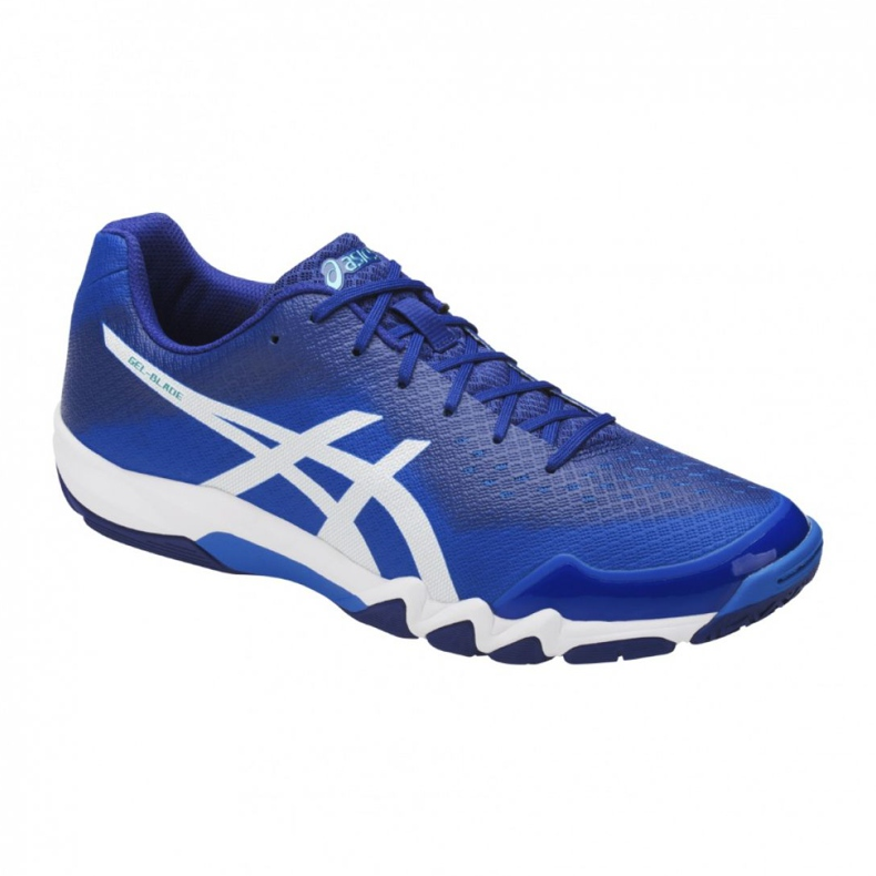 Röplabda cipő Asics Gel-Blade 6 M R703N-4301 kék kék