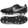 Nike The Premier Ii Fg M 917803-011 futballcipő fekete fekete